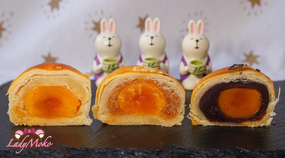 龍鳳堂餅舖蛋黃酥|中秋月餅大推薦!5種口味蛋黃酥一次滿足,最好吃蛋黃酥!
