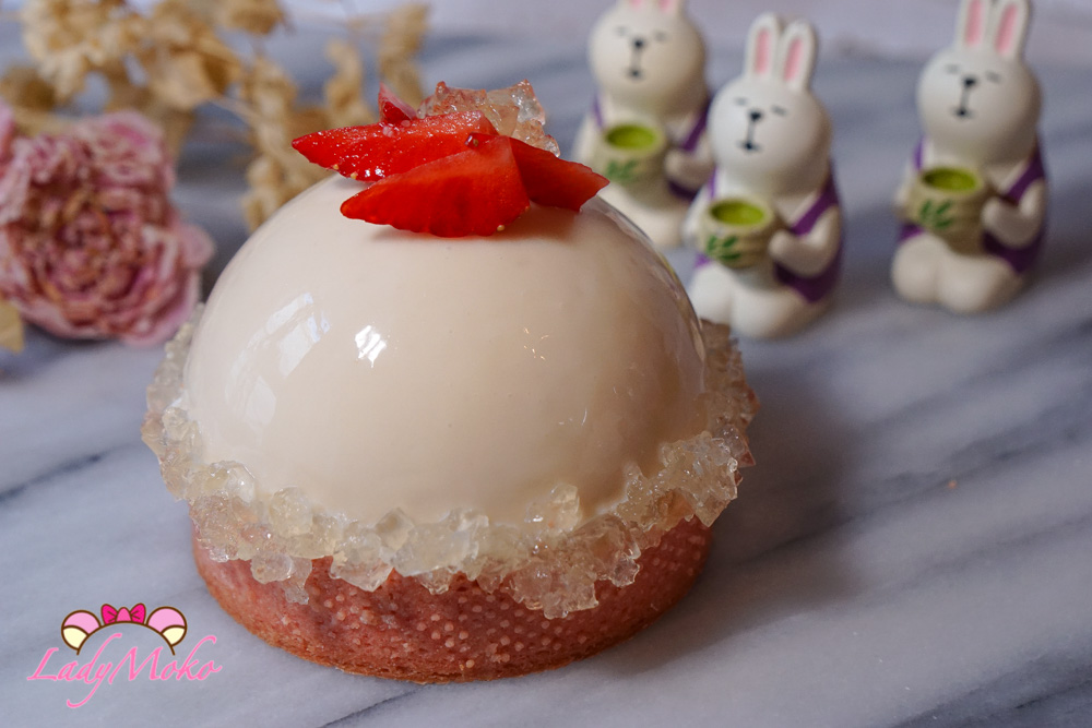 梨子柚子巧克力慕斯塔|新鮮西洋梨處理方式/8個層次超豐富層次法式甜點食譜