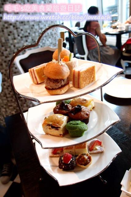 食記。bar & restaurant a³ 》前所未有的奢華頂級享受,樣樣驚艷細緻的英式三層下午茶