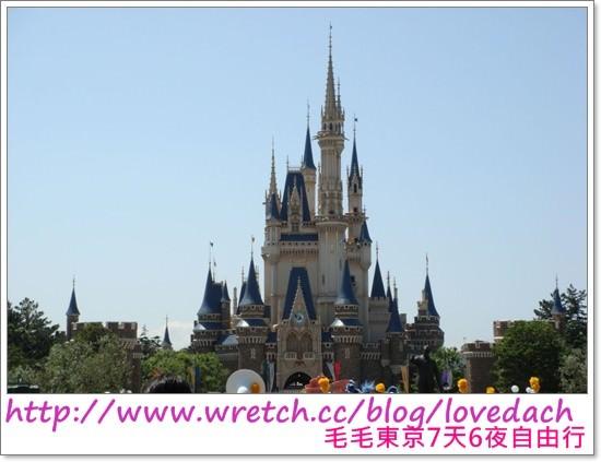 2010東京迪士尼 》夢不落帝國的夢幻旅程♥電車地鐵怎麼搭才可以避開東京車站的人潮?part1(DAY3 Tokyo Disney Land)