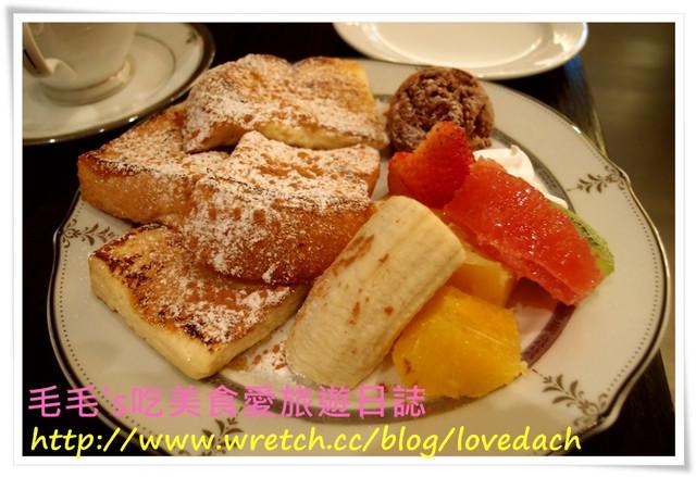 食記。Arrow tree 》N訪~肉桂法式吐司 + 綜合水果聖代 + 草莓鮮奶油蛋糕