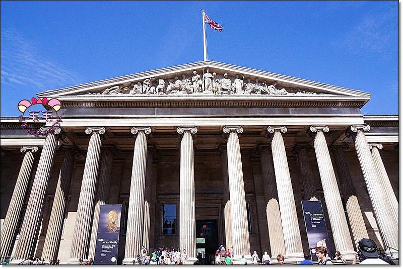 英國倫敦景點推薦 》British Museum大英博物館。古文明文物看到飽,埃及特輯!埃及古文明超豐富展覽,免費參觀(英國自由行.行程安排.時間規劃)