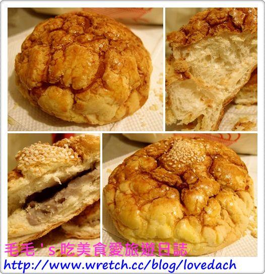 新北三芝 》食記:廣泰香西點。口味應有盡有的菠蘿麵包,11種口味猛烈分享/北海岸一日遊