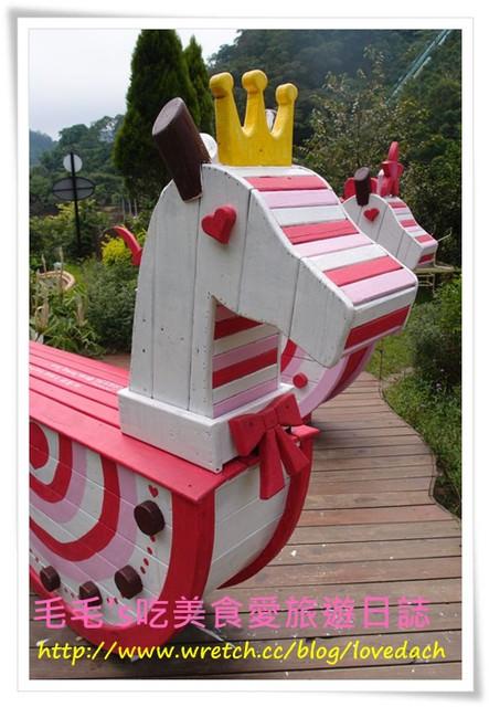 台中新社 》景點:安妮公主花園。充滿粉紅泡泡的戀愛世界♥情人約會必來,拍照聖地