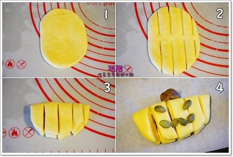 食譜-南瓜雞蛋吐司2