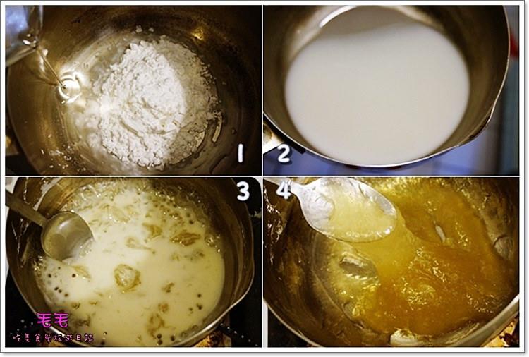 食譜-蕨餅