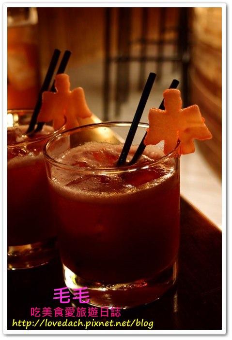 台北大安 》食記:DUO american cocktail & grill bar。N訪~萬聖節派對限定餐點(邀約)