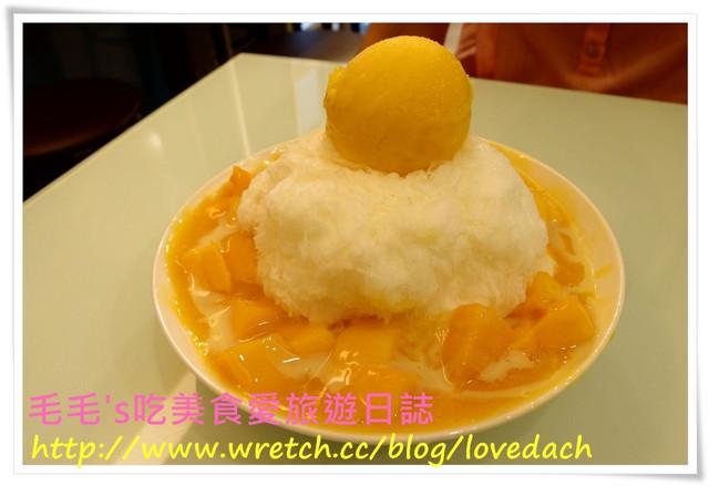 食記。芒果皇帝 》炎炎夏日一定要吃芒果冰