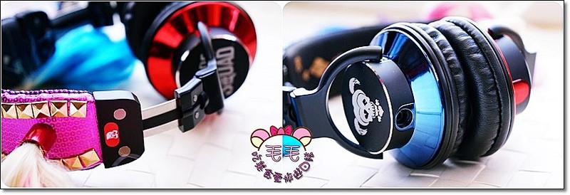 小丑女耳機5