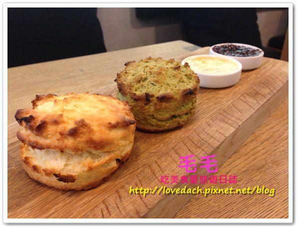 食記。Smith&#038;Hsu阪急店 》二訪 ~ 本季特別推薦抹茶英式手工酥餅scone <3