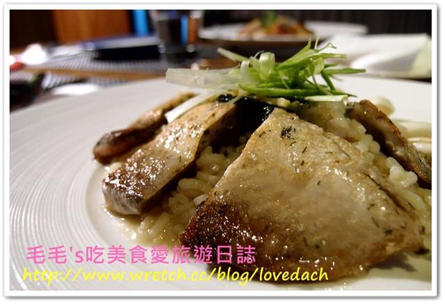 台北大安 》食記:一號島廚房ISLAND1 Kitchen 。中菜西吃,麻油雞燉飯   虱目魚燉飯