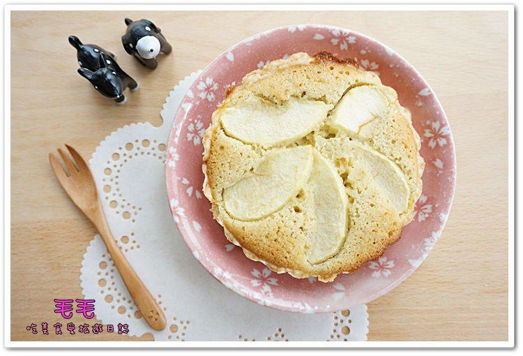 食譜 》蘋果杏仁核桃塔。減油減糖版,健康加分,一樣超級美味