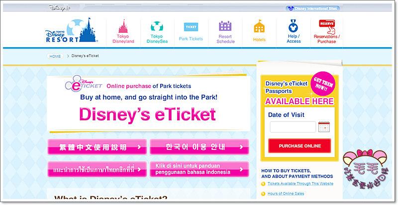 迪士尼生日票券1