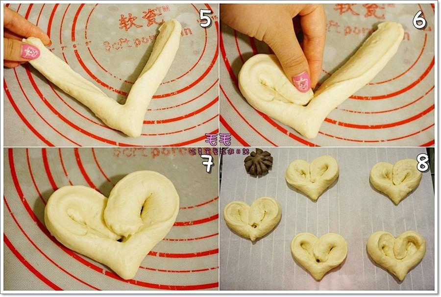 愛心麵包2