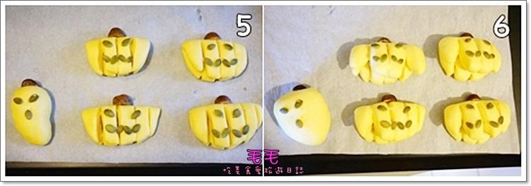 食譜-南瓜雞蛋吐司5