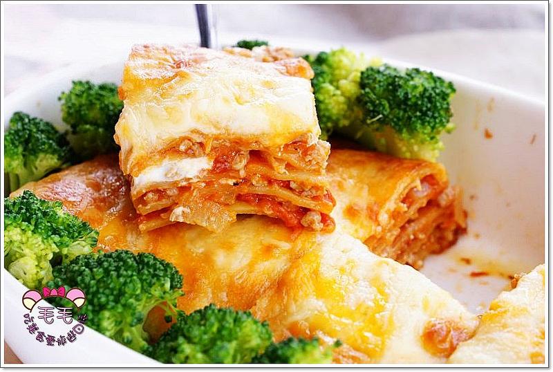 料理食譜》絕對會被秒殺的乳酪肉醬千層麵。加了「秘密武器」食材,邪惡指數破表的好吃♥(免預煮|肉醬食譜|番茄起司)