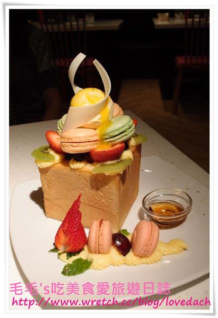 食記。Dazzling Thai Cafe新泰式料理 》限定午茶套餐+泰式料理