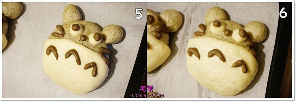 龍貓麵包4