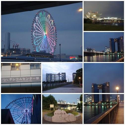 ♥ 東京 ♥DAY 6 上野→銀座→台場 // 台場璀璨之夜