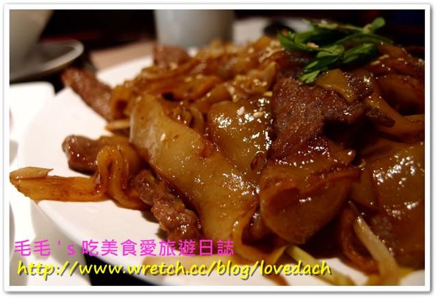 台北大安 》食記:糖朝(統領旗艦店)。道道經典道道美味,干炒牛河和香港的一樣讚