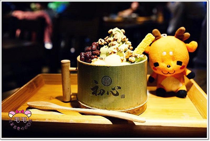 台北內湖》初心菓寮。抹茶控踩點♥超讚長崎蜂蜜蛋糕♥抹茶霜淇淋、焙茶冰淇淋(捷運文德站|下午茶甜點)