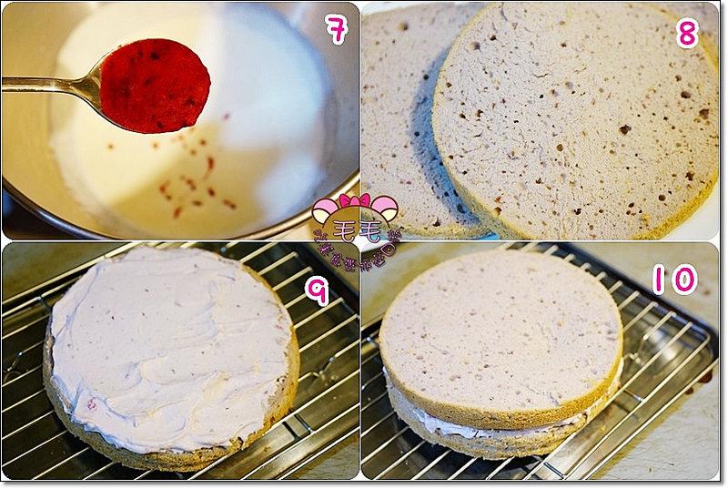 覆盆子蛋糕3