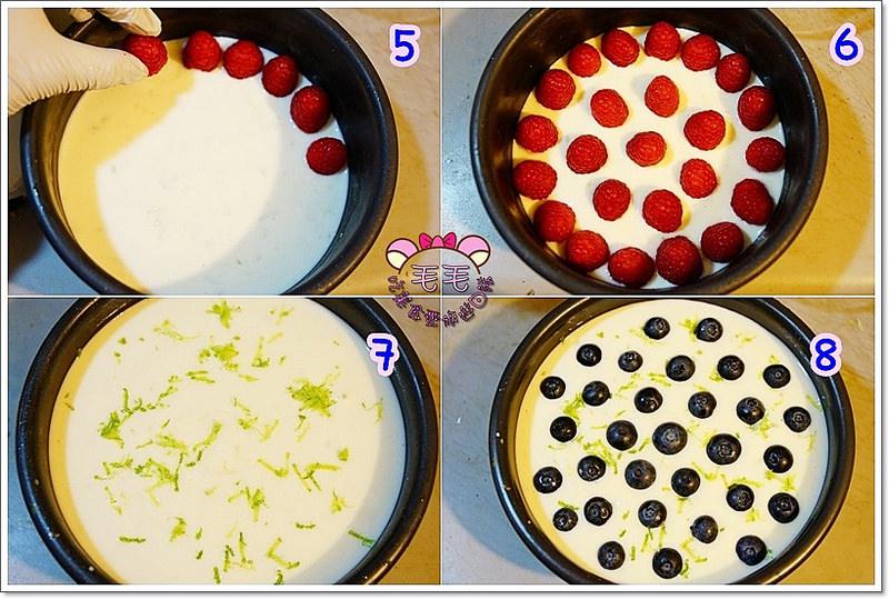 雙莓乳酪蛋糕3