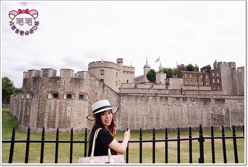 英國倫敦景點推薦 》Tower of London倫敦塔。時間給予歷史最好的堅定,輕輕從風中感受古人的傾訴(Tower Hill Station|三一廣場花園|自助旅行)