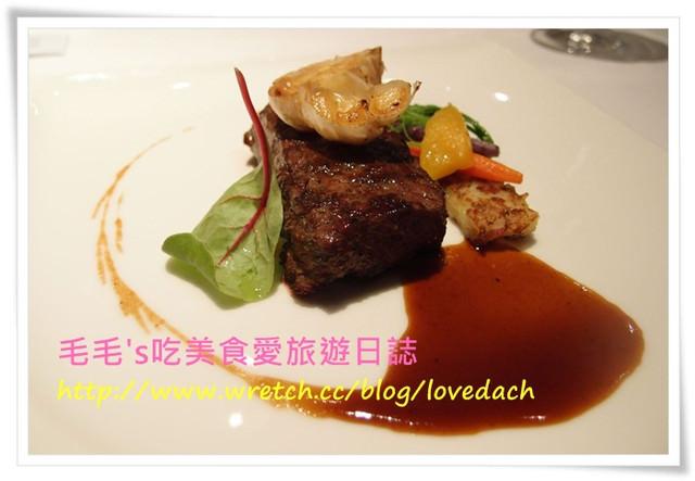 台中南屯 》法月當代法式料理。超高檔法式料理,食物超優秀,燈光美氣氛佳,毛毛的台中愛店(下 台中2日遊)