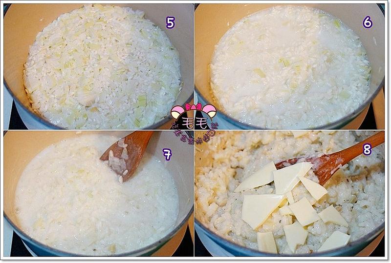 松露牛奶起司燉飯2